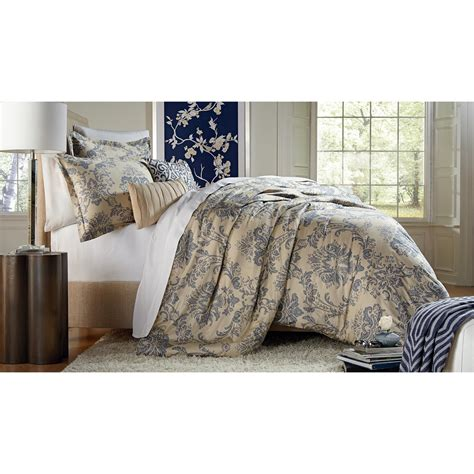 medallion comforter grand resort blue medallion comforter set shop your way