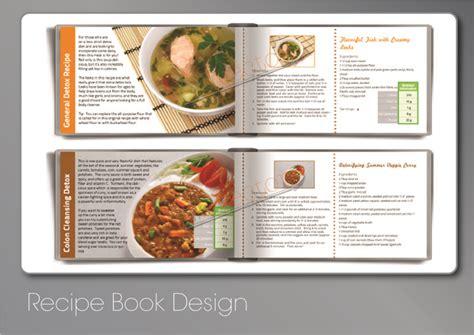 recipe layout template free phlet template 28 images brochure phlet template