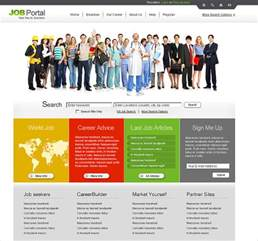 19 portal html5 themes templates free premium