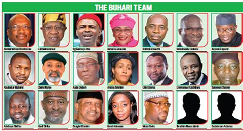 South Cabinet Ministers And Their Portfolios by List Of Confirmed Ministers And Their Offices Omojuwa