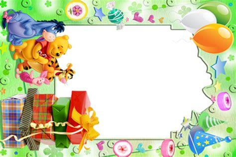 buat kartu undangan ulang tahun anak bingkai foto ulang tahun anak bas studio net