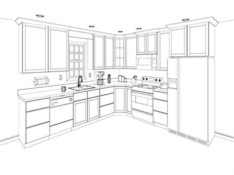 kitchen cabinet drawing software free download kitchen cabinet design drawing home design plan