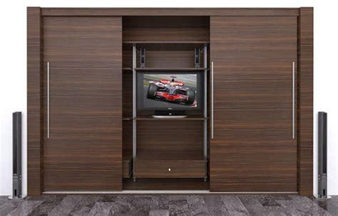 armario de tele armario con television integrada closet