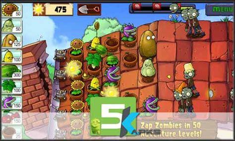 plants vs zombies full version apk free download plants vs zombies v6 1 11 apk obb data full version
