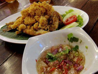 Snack Lang Khas Ketapang Kalimantan Barat menikmati masakan singkawang di jakarta