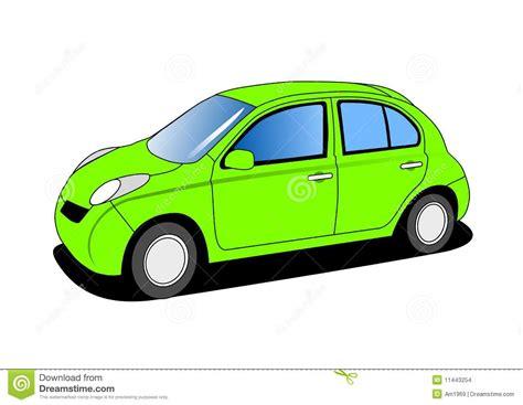 Kleines Auto by Kleines Auto Stock Abbildung Illustration Motor