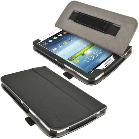 Galaxy Tab 3 7 0 Sm T211 pu leather folio cover for samsung galaxy tab 3 7 0 sm t210 t211 p3200 3210 ebay