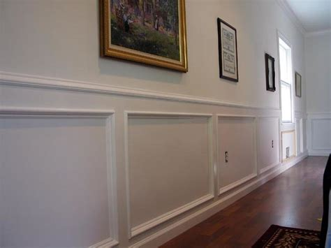 wainscoting in living room recessed panel wainscoting traditional living room