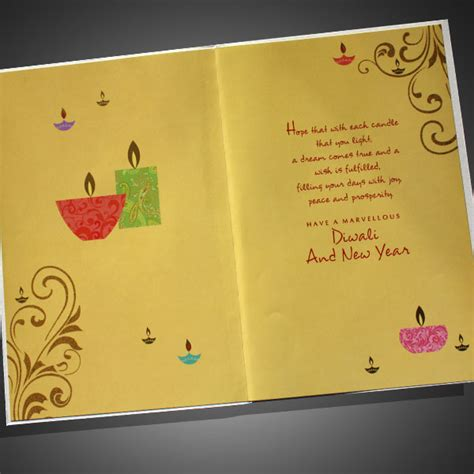 Diwali Handmade Cards - handmade greeting card ideas for diwali images