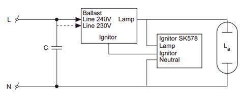Lu Cdmt 70w Philips philips bsn 400 k407 its 230 240v 50hz bc3 166