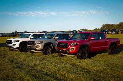 Toyota Buffalo Wv All New 2017 Toyota Tacoma Trd Pro Voted Mid Size Truck Of