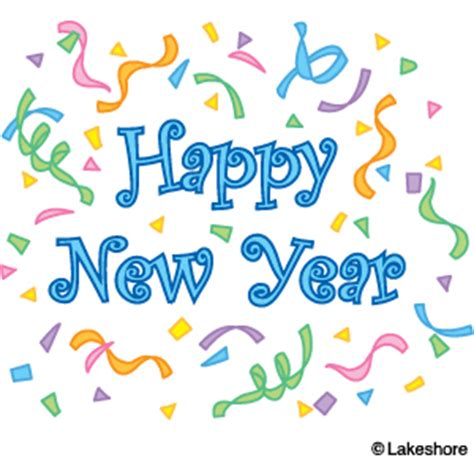 new year clipart free happy new year clip at lakeshore learning