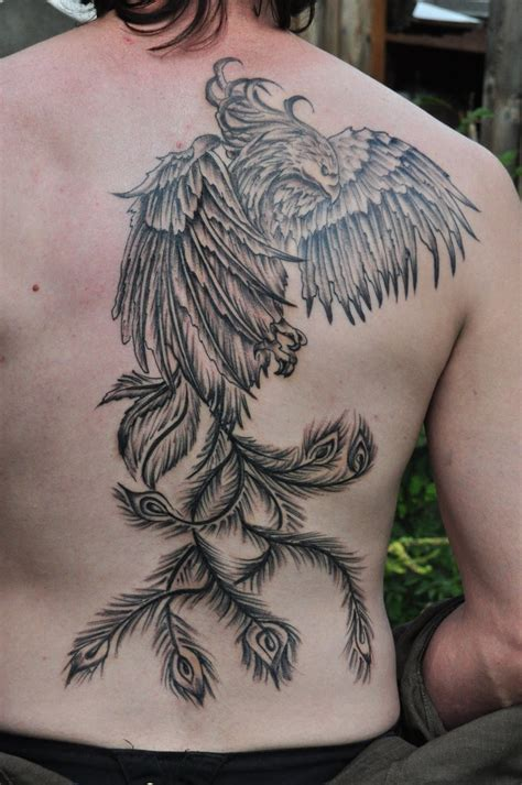mens phoenix tattoo designs tattoos designs ideas and meaning tattoos for you