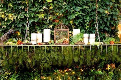 woodland decorations decor woodland wedding decorations 2148807 weddbook