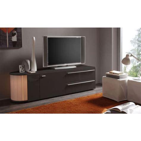 meuble tv doto g2 laqu 233 gris achat vente meuble tv