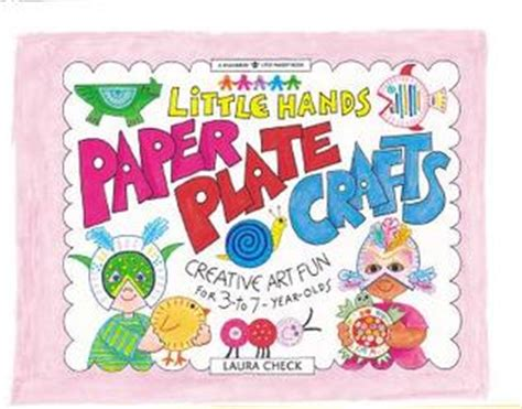 Paper Crafts For 3 Year Olds - paper plate crafts creative for 3 to 7 year olds