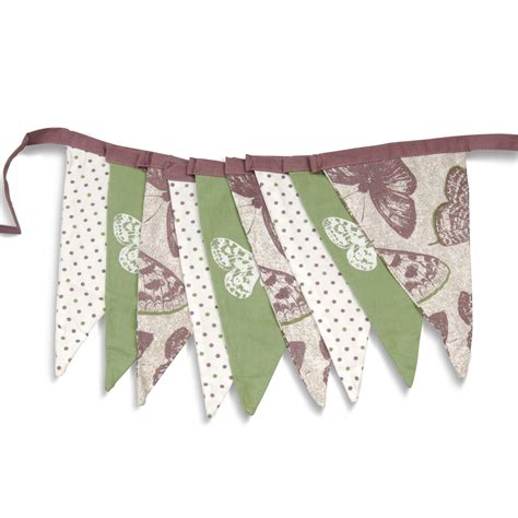Decorative Bunting butterfly decorative bunting l 3 m departments diy