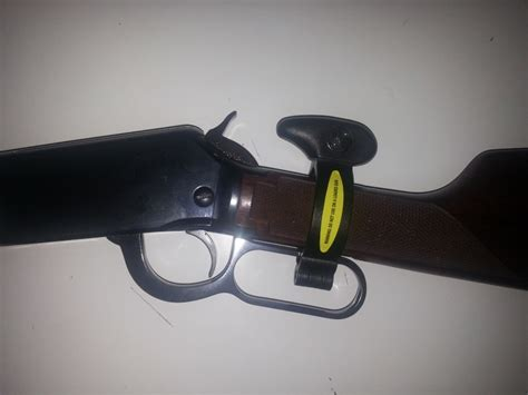 la carabine cadenas en u cherche verrou pour levier de sous garde page 2
