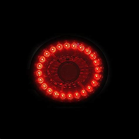 150 led c6 lights 05 10 chevy corvette c6 euro style led tail lights red
