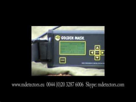 pulse induction with discrimination golden mask pulse ver 1 0 field test