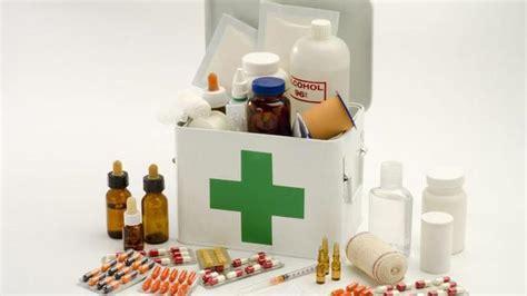 Obat Obatan P3k inilah obat obatan yang harus ada di kotak p3k info