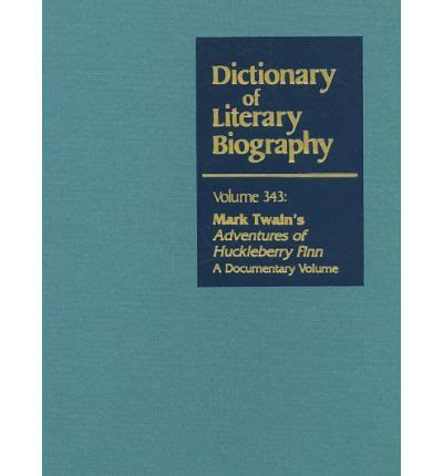 dictionary of literary biography documentary series dictionary of literary biography tom quirk 9780787681616