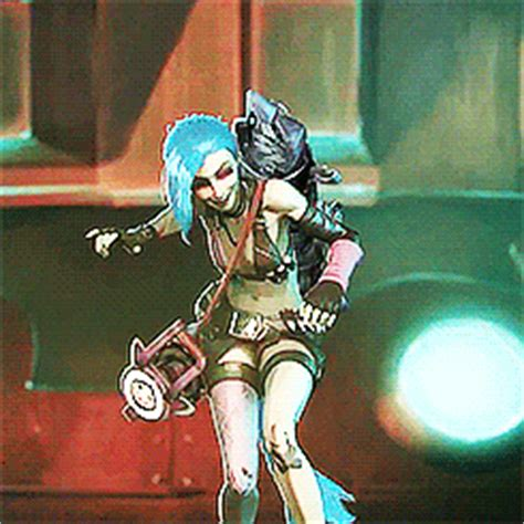jinx wallpaper gif league of legends animation gif find share on giphy