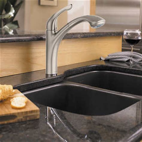 Hansgrohe Cento Kitchen Faucet In Steel Optik Chrome Finish by Faucets Costco