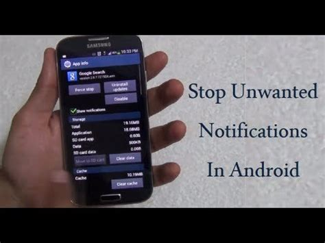 stop notifications on android how to disable text message notifications on and doovi