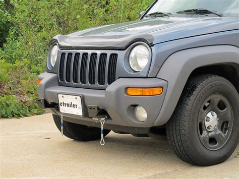 2003 jeep liberty towing specs