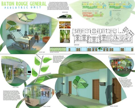 design concept health center interior design students delve into pediatric healthcare