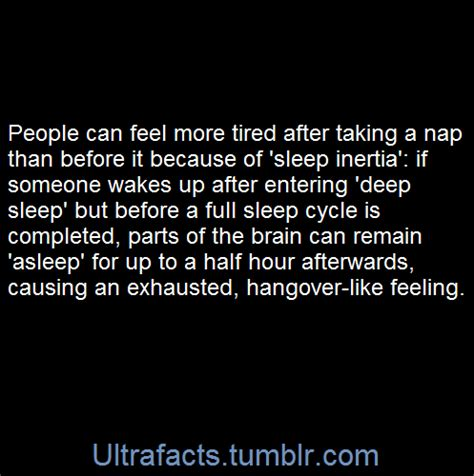 sleep inertia sleep facts sleep inertia ultrafacts