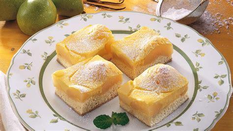 trockene kuchen rezepte mit bild birnen vanille kuchen