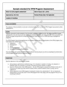 writing policies and procedures template best photos of best policy and procedure templates