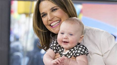 today show samantha guthrie pregnant again 2015 savannah guthrie opens up about faith and its role in