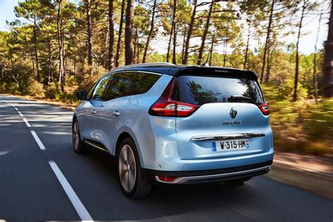 renault mpv 2017 renault grand scenic prix moteurs finitions