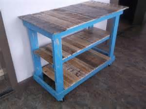 Posts diy rustic pallet kitchen island diy pallet kitchen island diy