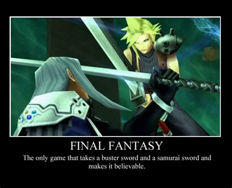 Final Fantasy Memes - ff meme by packrattheartist on deviantart