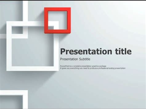powerpoint templates for youtube frame animated powerpoint template youtube