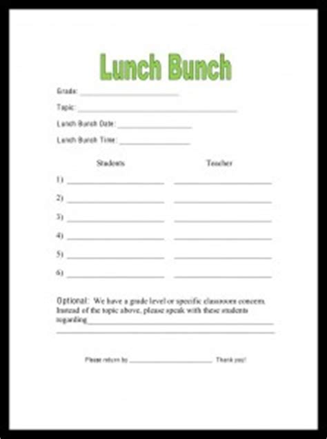 office lunch order form template office lunch order form template