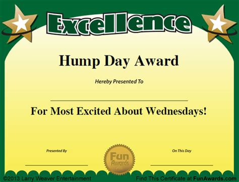 superlative certificate template office superlative award ideas just b cause