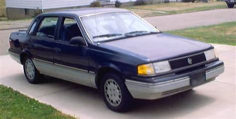 car manuals free online 1992 mercury tracer interior lighting 1993 mercury topaz gs coupe 2 3l manual
