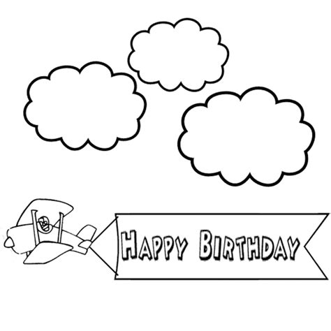 color for happy free printable happy birthday coloring pages 24 image
