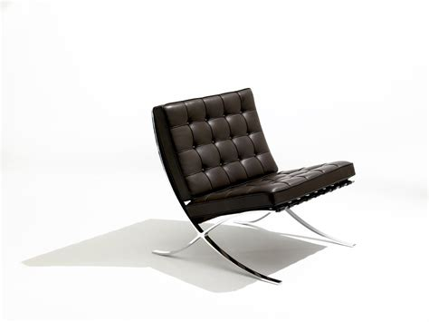 Barcelona Knoll Chair by Knoll Barcelona Chair Modern Furniture Houston