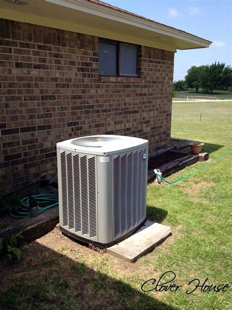 Hometalk   Fence Picket A/C Unit Cover