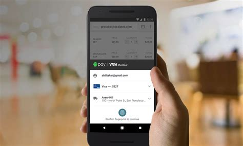 Android Ireland by Android Pay What You Need To Puca