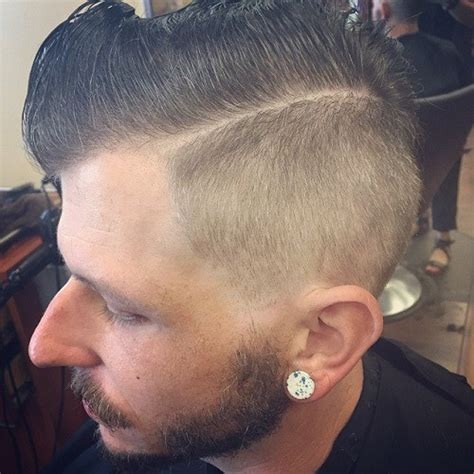 hairstyles for thinning sidess master 50 life changing shaved sides haircuts for men