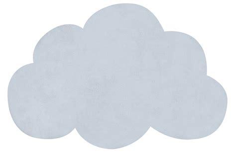 kinderzimmer teppich wolke lilipinso kinderteppich baumwolle wolke pastellblau