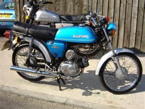 Suzuki Ap50 Moped Suzuki Ap50 Classic Motorbikes