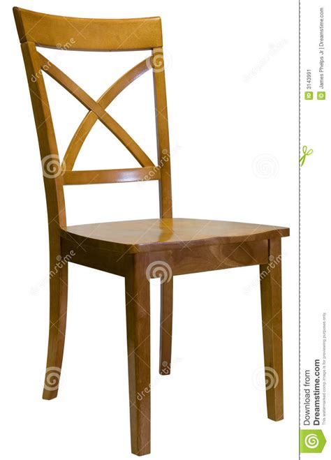maple dining room chair stock image image 3143991